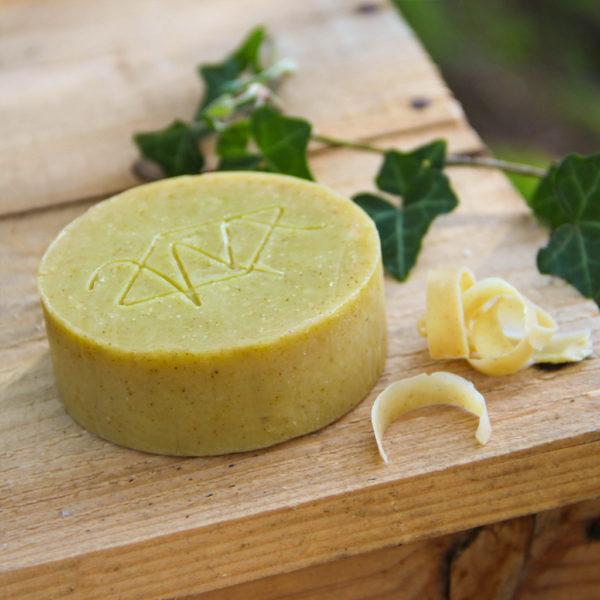 Savon shampoing Guimauve citronnée