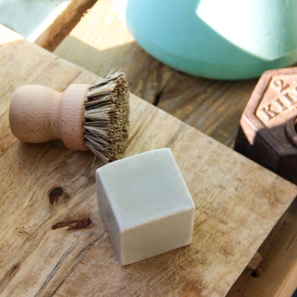 Cube ménager savon nettoyant dégraissant
