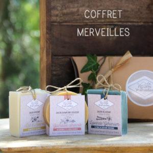 Coffret MERVEILLES ( Corps et cheveux)