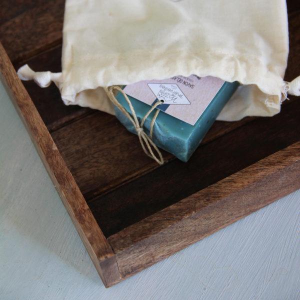 Pochon-cadeau-Fabrique-des-monts-et-merveilles en coton organique