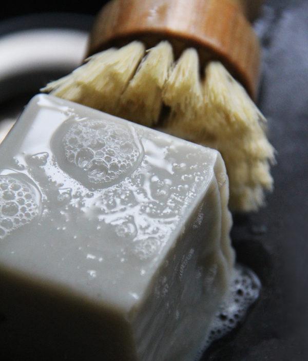Brosse-vaisselle naturelle