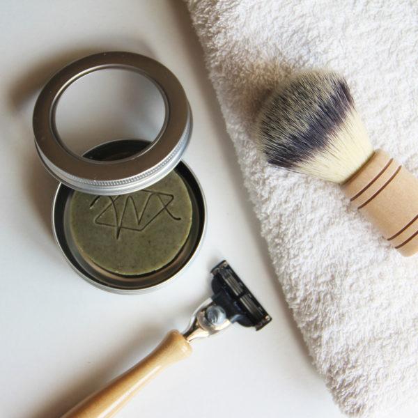 Savon shampoing barbe ortie romarin